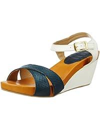 Hidesign Women's Sophia Leather Fashion Sandals
