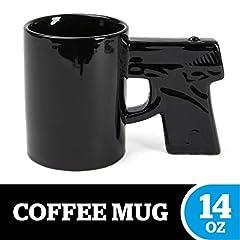 Idea Regalo - BigMouth Inc. Pistola Tazza da Caffè