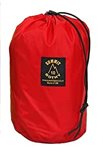 10 Person Bothy Bag Red