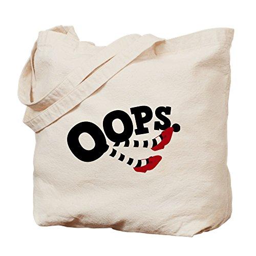 (CafePress–Oz Wicked Hexe, Achtung–Leinwand Natur Tasche, Reinigungstuch Einkaufstasche, canvas, khaki, S)