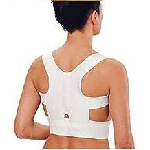 1pcs magnética del hombro Postura Volver Corrector apoyo de la ayuda de la correa unisex Para Hombres Mujeres