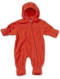 Playshoes Waterproof Raincoat - Chaqueta impermeable de manga larga para bebés, 100% poliéster