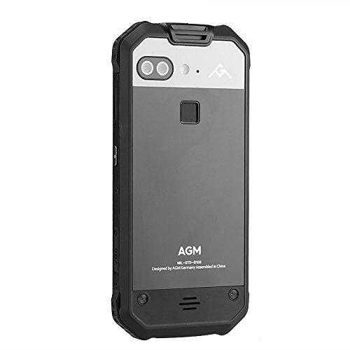 AGM X2 (Black, 6GB RAM, 128GB)
