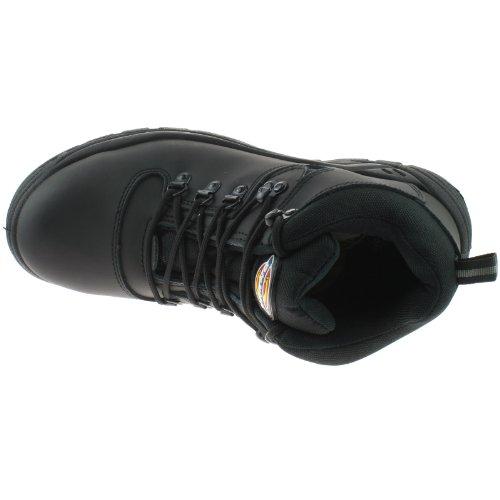 Dickies  Fury, Chaussures de sécurité pour homme noir Noir