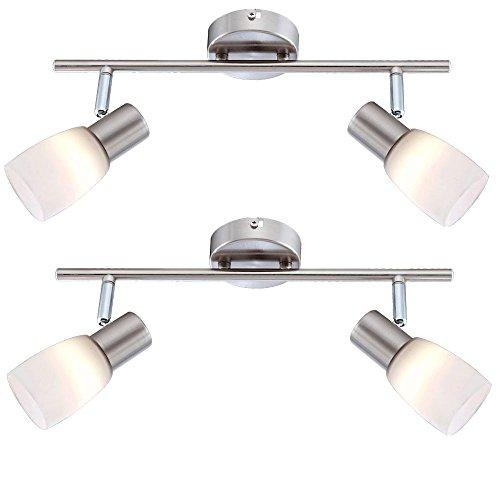set-di-2-plafoniere-di-illuminazione-a-led-riflettori-orientabili-diffusore-in-vetro