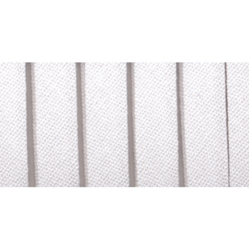 Bulk Buy: Wrights Double Fold Bias Tape 1/4 4 Yards White 117-201-030 by Wright's -