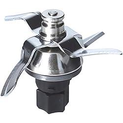 Couteau mélangeur à 4 lames pour robot de cuisine Vorwerk Thermomix TM 5 TM5