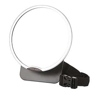 Diono Easy View Mirror New Design 2014Silver