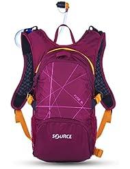 SOURCE Fuse Backpack 8 L Purple 2016 Rucksack
