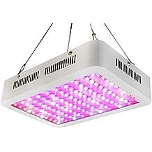 ZHESHEN 600w Lampara de Cultivo Grow Light LED Luz para Plantas Espectro Completo Ligero para Interior