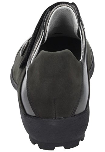 Waldläufer Waldläufer Damen Slipper, Mocassini donna Marrone marrone Marrone