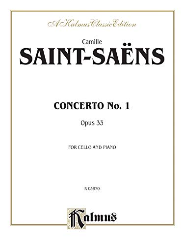 Cello Concerto No. 1, Op. 33