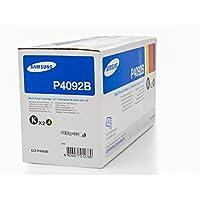 Toner original para Samsung CLX-3170FN Samsung CLT-P4092B–2x Premium cartucho de impresora–Negro–1.500páginas