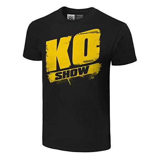 Kevin Owens KO Show Authentic T-Shirt - Schwarz - Groß -