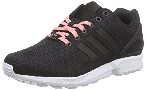 adidas Damen Zx Flux Sneakers Core Black/Core Black/Still Breeze