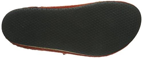 Stegmann 108 Unisex-Erwachsene Pantoffeln Orange (terracotta 8822)