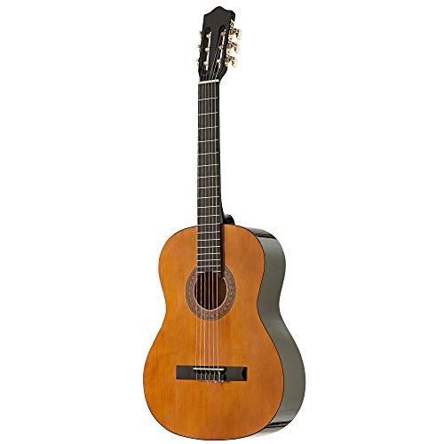 Stagg C546LH - Guitarra clásica (para zurdos)