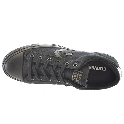 Converse, Star Player Adulte Core Canvas Ox, Sneaker, Unisex - adulto Black