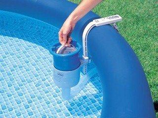 Skimmer der Oberfläche schwimmt Intex Deluxe für Pool Intex 28.000 -