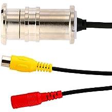 XCSOURCE® Cámara de Vigilancia CMOS Mini de CCTV en Color para Mirilla de Seguridad de Puerta AH077