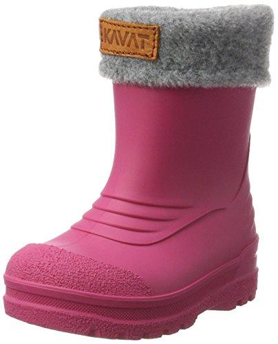 Kavat Unisex-Kinder Gimo WP Stiefel, Pink (Cerise), 36 EU