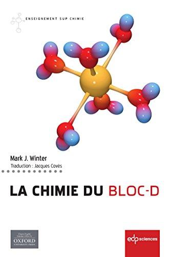 La chimie du bloc-d (Enseignement Sup Chimie) par Winter Mark