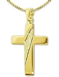 Goldkette mit kreuz 585  Suchergebnis auf Amazon.de für: goldkette mit kreuz 585: Schmuck