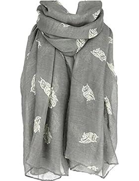 Rawdah - Set de bufanda, gorro y guantes - para mujer