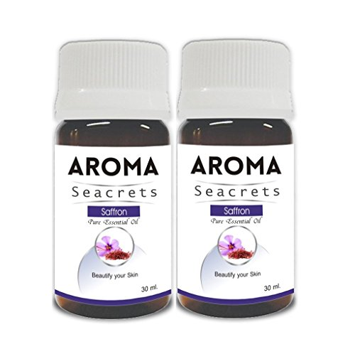 Biotrex-Nutraceuticals-Aroma-Seacrets-Saffron-Pure-Essential-Oil-30ml-Pack-of-2