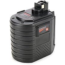 POWERAXIS 24V 3000mAh Ni-MH Atornillador Batería de Repuesto para Bosch GBH 24VFR GBH 24VRE GBH 24VSR BAT019 BAT020 BAT021 2607335082 2607335083 2607335097 2607335098 2607335163 2607335190 2607335192 2607335215 2607335216 2607335223