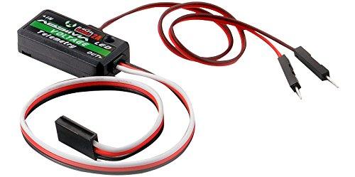 Preisvergleich Produktbild Absima 2020033 - RC Car Spannungssensor für CR4T Ultimate Fernsteuerung