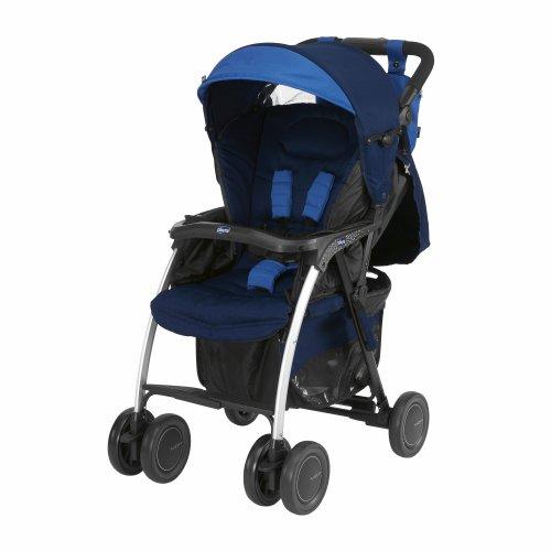 Chicco 6079138090000 - Passeggino Simplicity Plus Top, Colore: Deep Blue