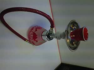 Mini Shisha Hookah Sheesha Hooka Nargila Huka Hubba Bubba Smoking Pipe, BLACK