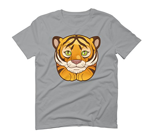 tiger Men's Graphic T-Shirt - Design By Humans Opal
