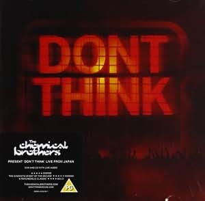 Don't Think -Live/CD+DVD-