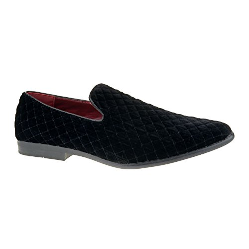 London Footwear - Sandali con Zeppa uomo Black