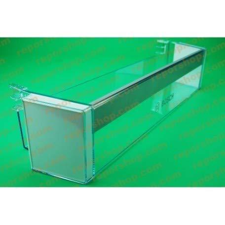 REPORSHOP - BOTELLERO Inferior Nevera Bosch Transparente Compartimiento Botella 00744473