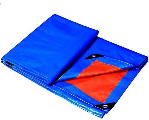 GUOWEI Telone Stoffa Ombra Prossoezione Solare Impermeabile Anti Anti Anti età Polietilene All'aperto Personalizzazione Personale (Coloreee   Blu, Dimensioni   2.8x3.8m) | Design lussureggiante  | Portare-resistendo  49484c