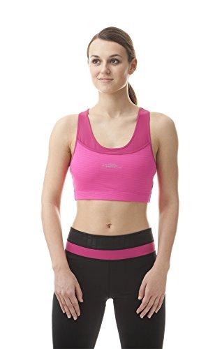 Nordblanc Damen Fitness Bra Adom Pink