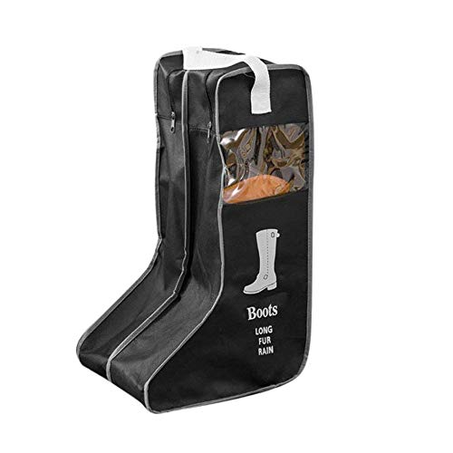 Boot Bag Dust-Proof Carry Portable Foldable Boots Holder Storage Protector Bags Box Case