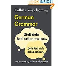 Easy Learning German Grammar (Collins Easy Learning German) (German Edition)