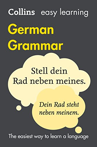 Easy learning german grammar collins easy learning german german easy learning german grammar collins easy learning german german edition by fandeluxe Gallery