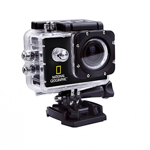 National Geographic 9683001 Motion Action Camera WIFI Videocamera