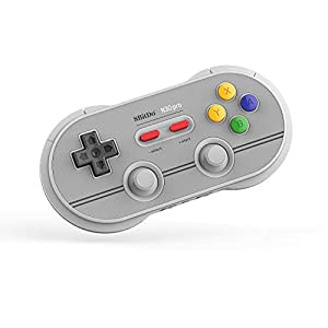 8Bitdo N30 Pro 2 Bluetooth Gamepad (6 Edition)