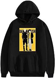 Hot New Banana Fish anime Hoodie Men Women popular fashion Harajuku Banana Fish Hoodies sweatshirt Pullover St
