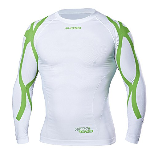 41Hzx6zVsrL. SS500  - Errea Active Tense Sports Technical Underwear fysio Long Sleeve (XL/XXL)