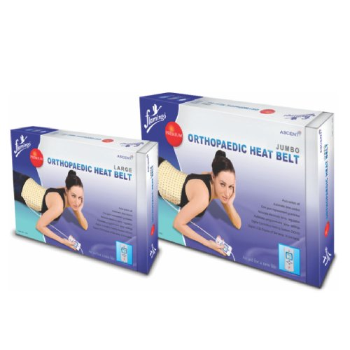 28 off on flamingo premium orthopaedic heat belt jumbo buy