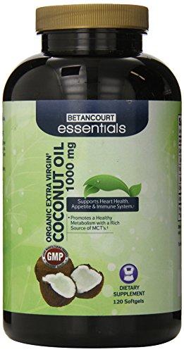 Ortocel Aceite Coco - 120 Perlas