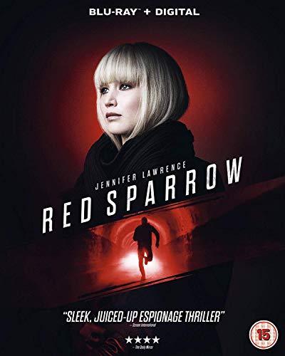 Blu-ray2 - Red Sparrow (2 BLU-RAY)
