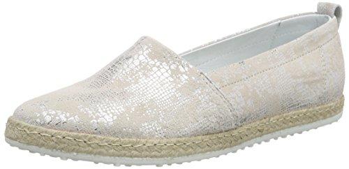 Marc Shoes Emily, Damen Espadrilles, Weiß (offwhite 210), 41 EU